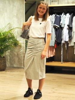 Tagather skirt grey