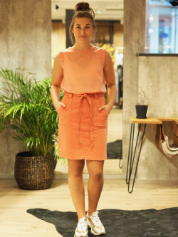 Bochiny-D skirt orange