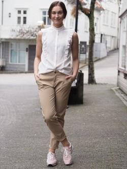 Sochila trousers m beige