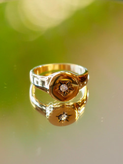 Allure ring gold