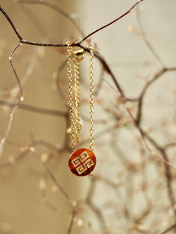 Gaia bracelett gold