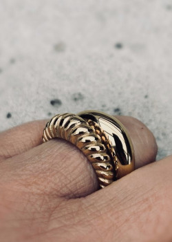 Sway ring gold