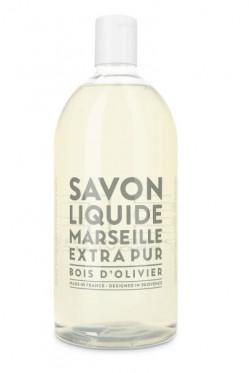 Refill liquid soap olie wood 1000ml
