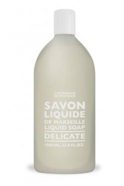 Refill liquid soap delicate 1000ml