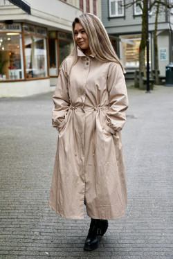 Heria jacket coat sesame