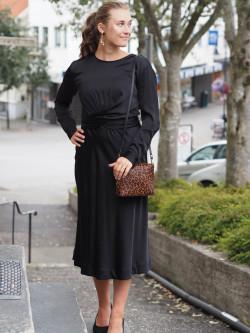 Paula dress black
