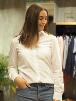 TP Oxford shirt white