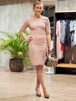Kalissy-1dress bright pink