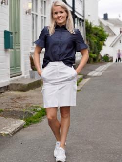 Rolana skirt white