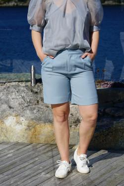 Carolina bermuda shorts ballad blue
