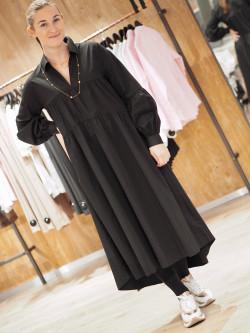 Mandy maxi dress black