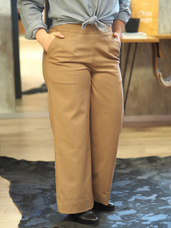 Maximo trousers tigers eye