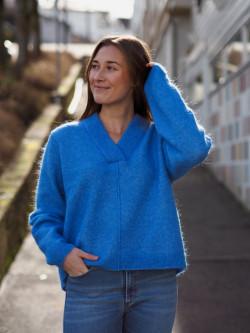 Chica knit regatta