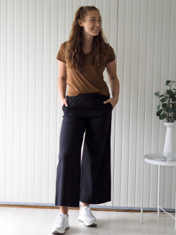 Ellie trousers black