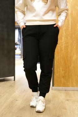 Helena cargo pant black