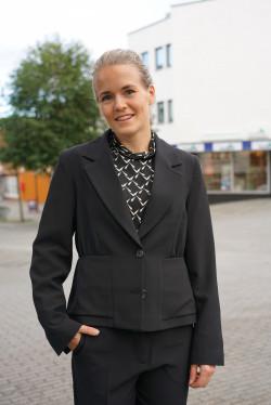 Helena blazer black