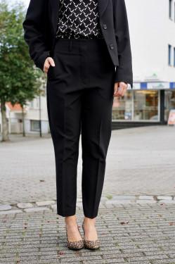 Helena 8 pant black