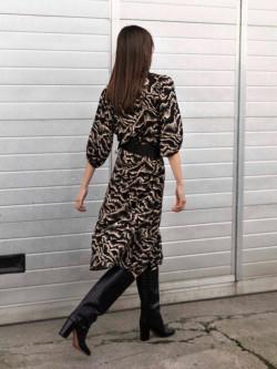 Karoline 1 dress black