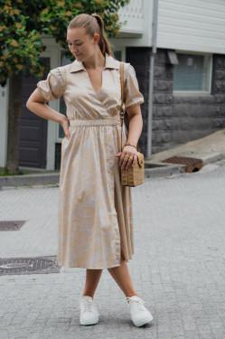 Molly 1 dress beige