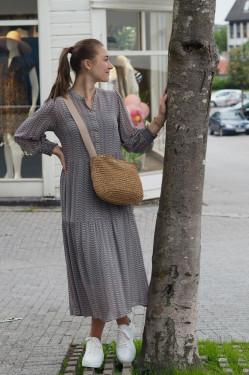 Narissa 1 dress grey