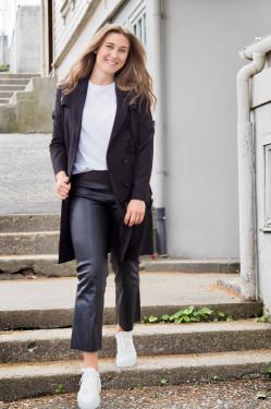 Helen 12 dress/jacket black