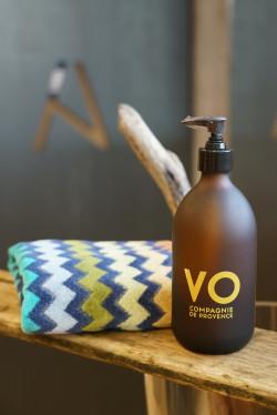 Warner hand towel 40X70