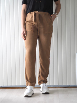 Bellevue pants warm camel