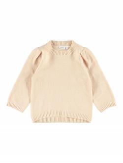 NMF Banesa knit peach whip