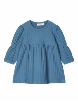 NBF Thilda sweat dress real teal