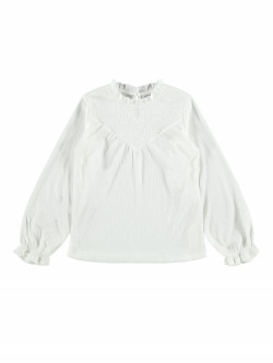 NKF Thien top bright white