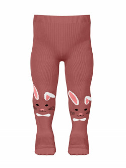 NBF Tally pantyhose withered rose