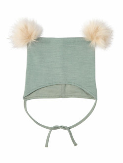 NBM Wuppo wool hat lily pad