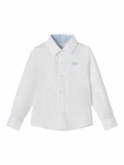 NMM Finwhale shirt bright white