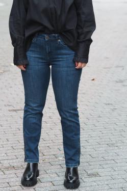 Therese jeans dark vintage blue