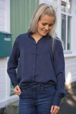 Louise shirt navy