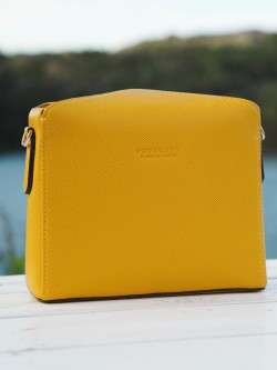 Grainys s convertible clutch jaune