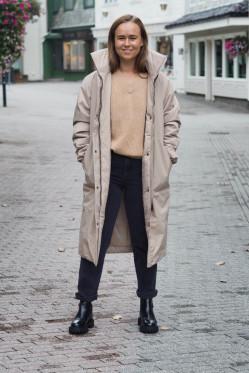 Zenit coat clay