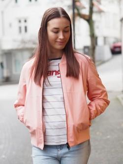 Woman bomber jkt pink