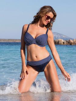Balconette bikini top capo-ferro