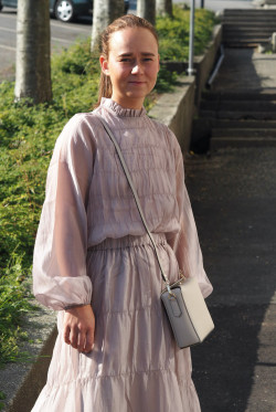 Pompano blouse taupe